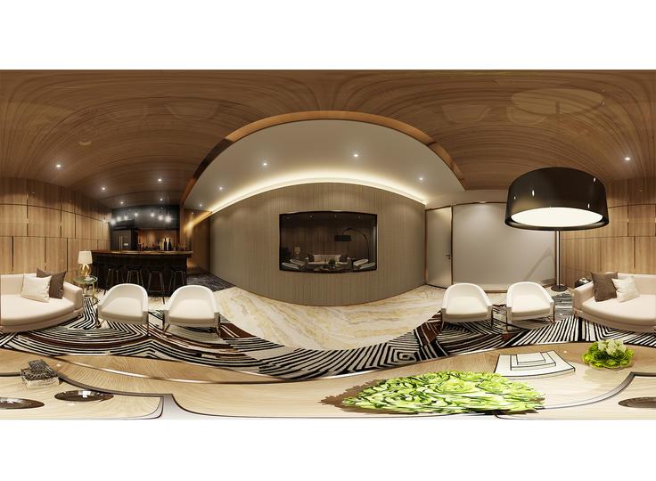 现代轻奢VIP会客室